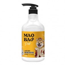 【MaoBaoPet】小蘇打植萃食器清潔液500g