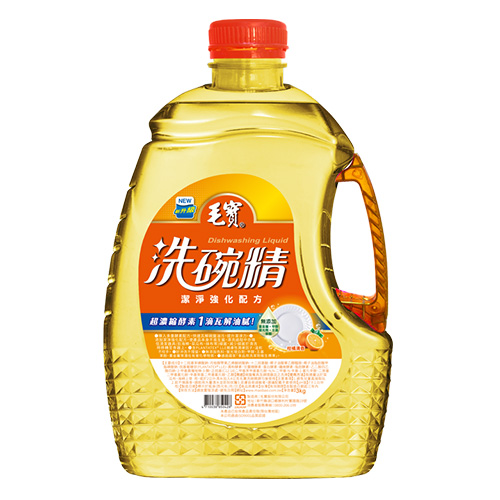 【毛寶】洗碗精-潔淨強化配方3000g