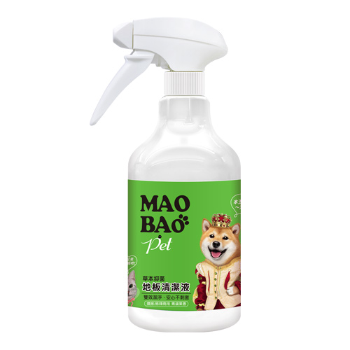 【MaoBaoPet】草本抑菌地板清潔液500g