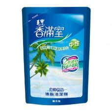 【香滿室】中性地板清潔劑(海洋微風)1800g-補充包