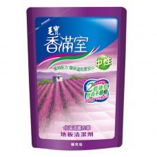 【香滿室】中性地板清潔劑(北海道薰衣草)1800g-補充包