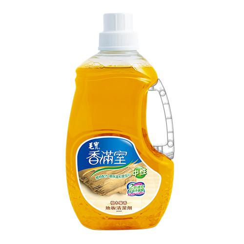 【香滿室】中性地板清潔劑(檀木馨香)2000g