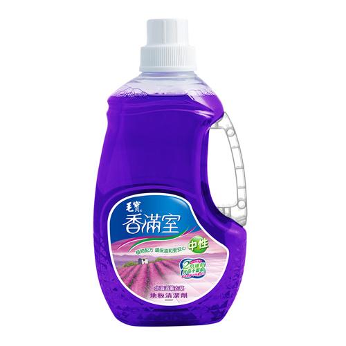 【香滿室】中性地板清潔劑(北海道薰衣草)2000g