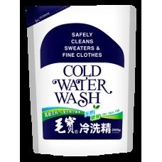 【毛寶】天然環保冷洗精2000g-補充包