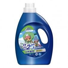【毛寶】航海王款 PM2.5天然植萃抗菌洗衣精2200g