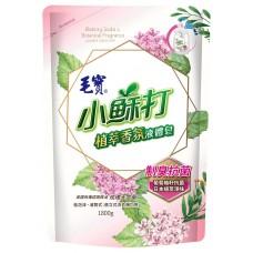 毛寶小蘇打植萃香氛 液體皂-制臭抗菌1800g