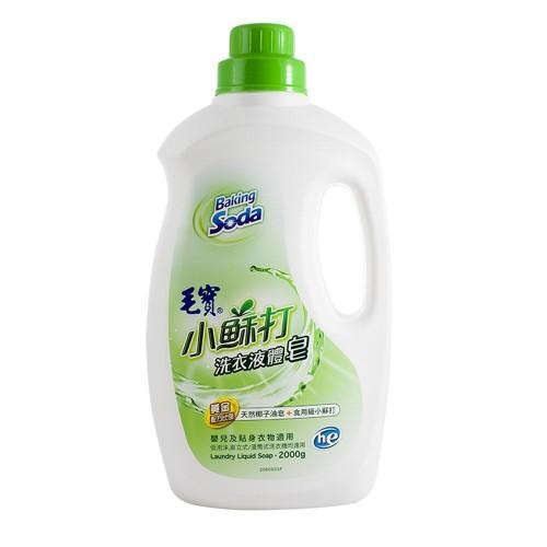 【毛寶】小蘇打液體皂2000g