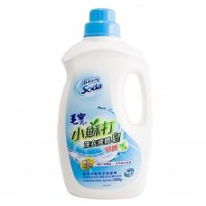 【毛寶】小蘇打草本抗菌洗衣液體皂2000g
