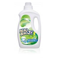 【毛寶兔】超酵素制臭抗菌防霉洗衣精2000g