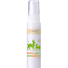 【eggshell Verda】小鹿山丘有機精油雙效防蚊液20g-檸檬草