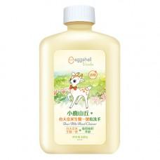 【eggshell Verda】小鹿山丘台大奈米生醫一號乾洗手330g(補充瓶)